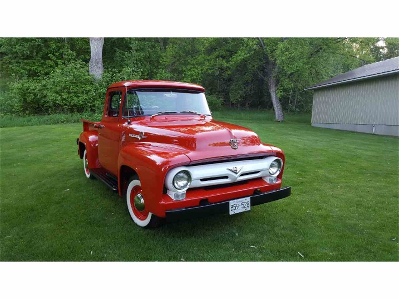 Large Picture of '56 F100 - L6JY