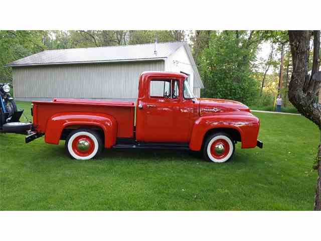 Picture of '56 F100 located in Trail British Columbia - $42,000.00 - L6JY