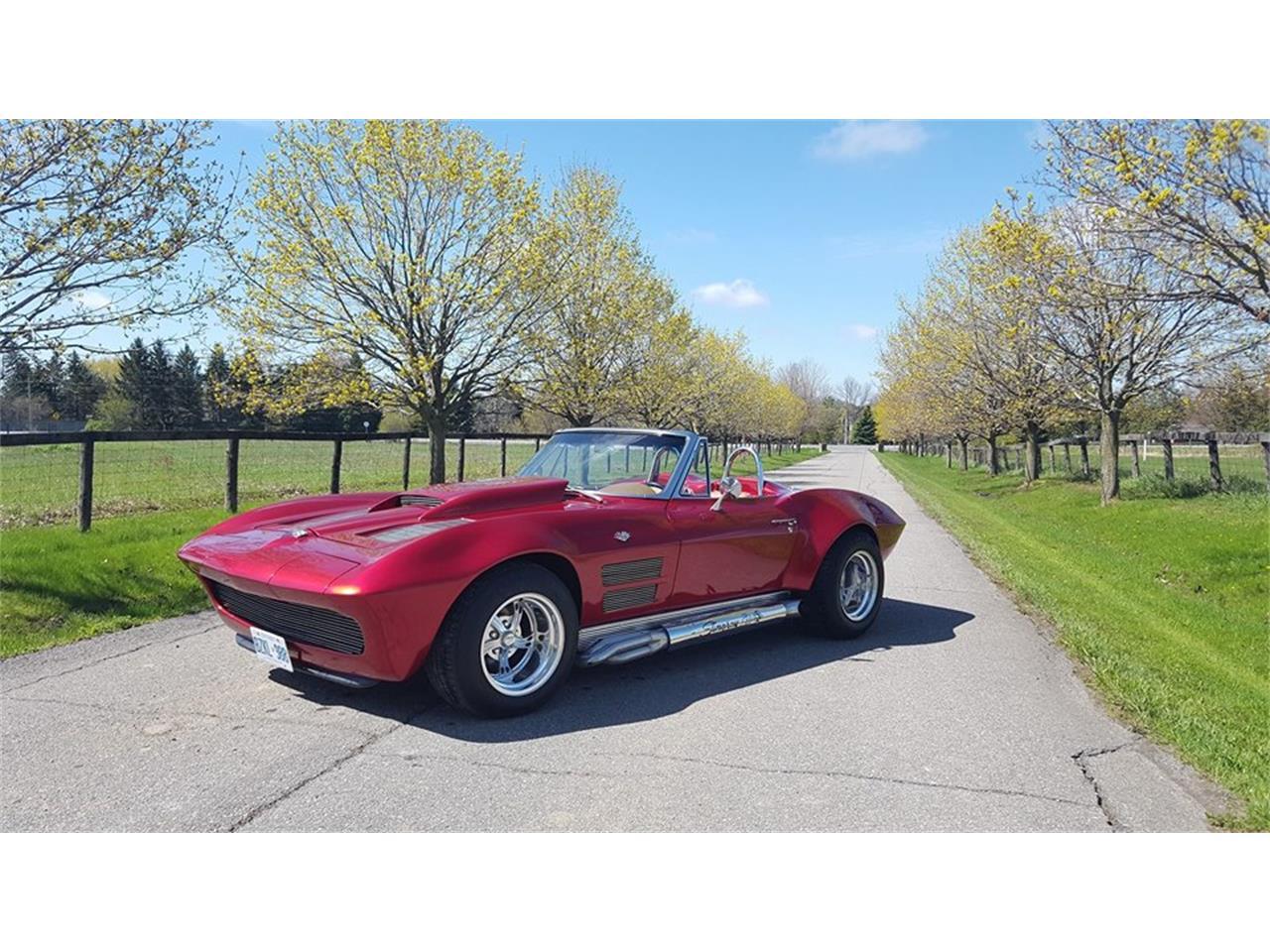 Large Picture of '63 Corvette - L6LL