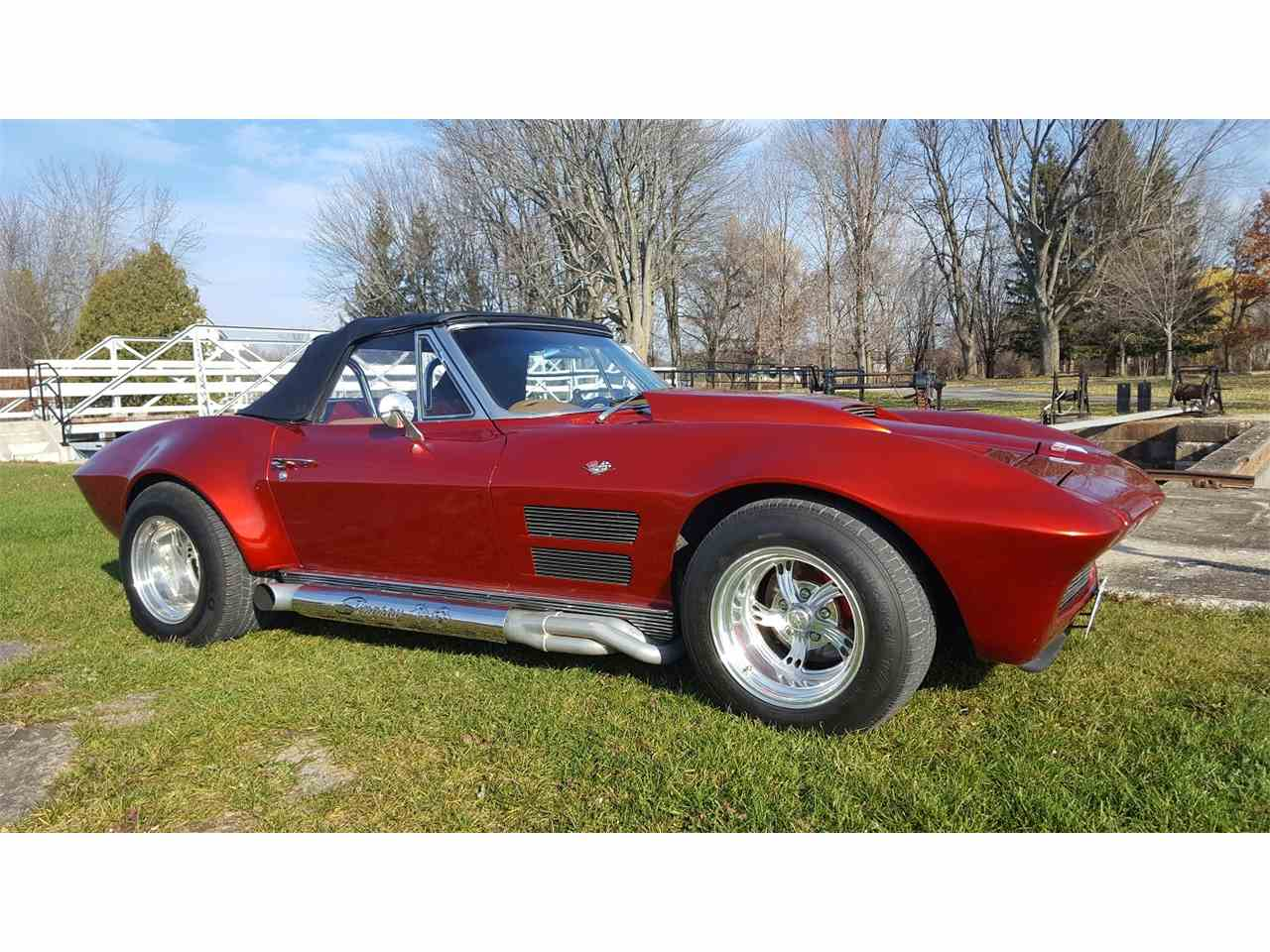 Large Picture of '63 Corvette - L6LL
