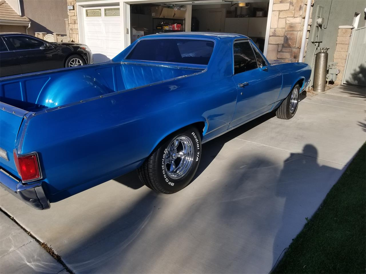Large Picture of '70 El Camino - L6LN