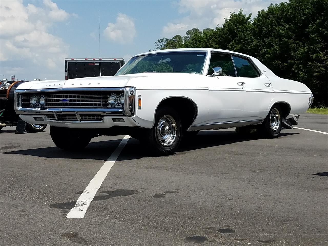 Large Picture of '69 Caprice - L6LR