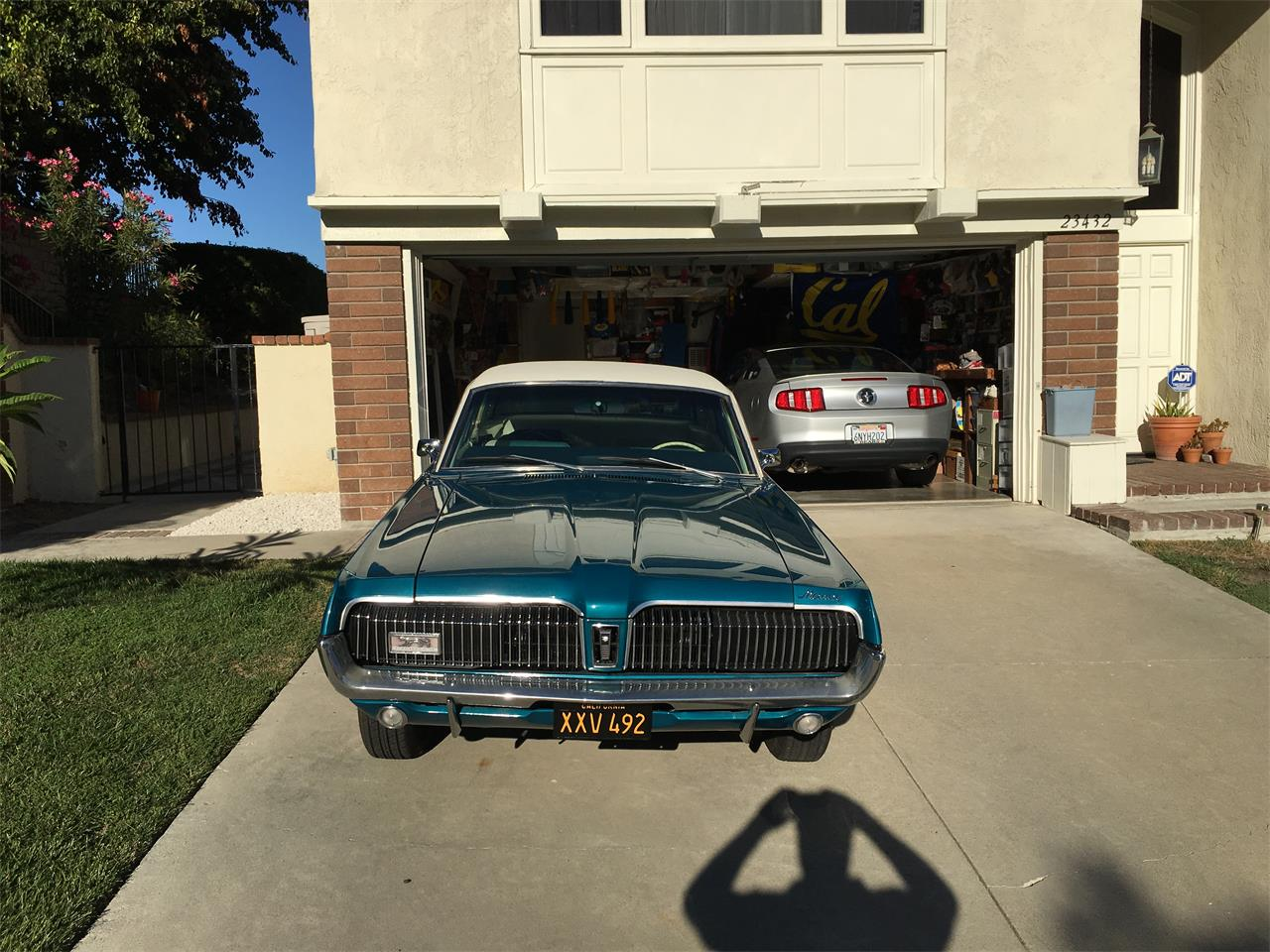 Large Picture of Classic '68 Mercury Cougar  located in Mission Viejo California - L6MB