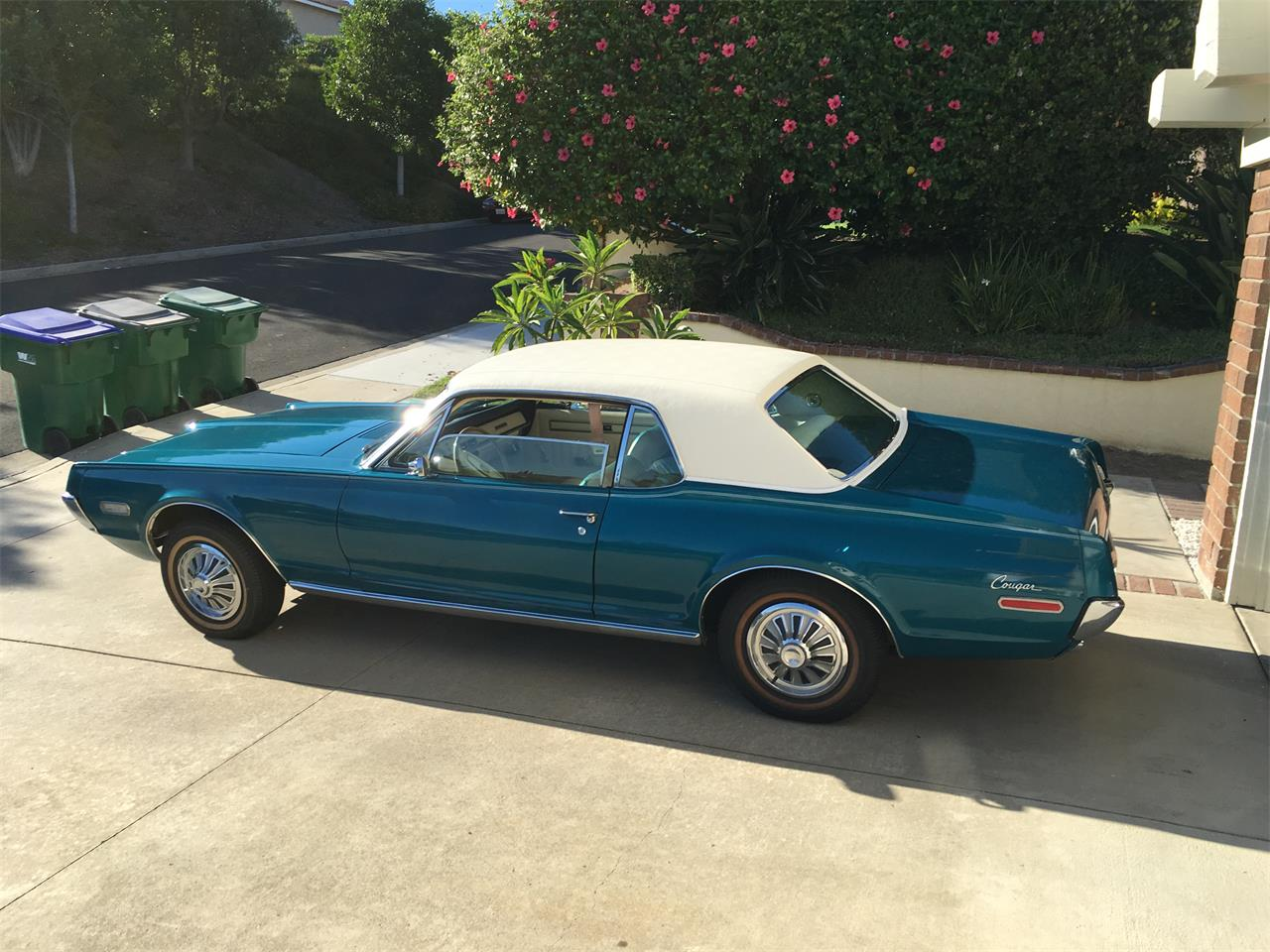 Large Picture of Classic 1968 Cougar  - $20,000.00 - L6MB