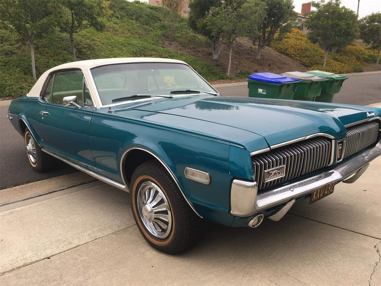 Large Picture of Classic '68 Mercury Cougar  - $20,000.00 Offered by a Private Seller - L6MB