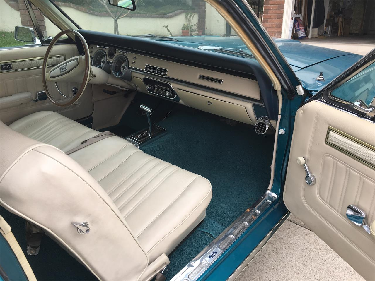 Large Picture of '68 Mercury Cougar  located in Mission Viejo California - $20,000.00 Offered by a Private Seller - L6MB