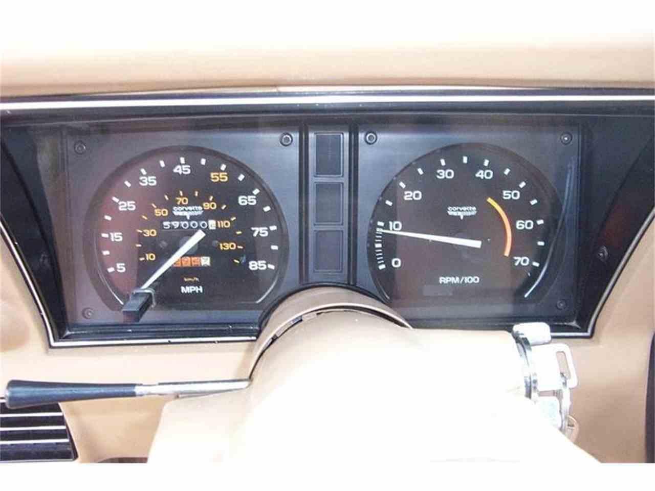 Large Picture of '81 Corvette - L6NE