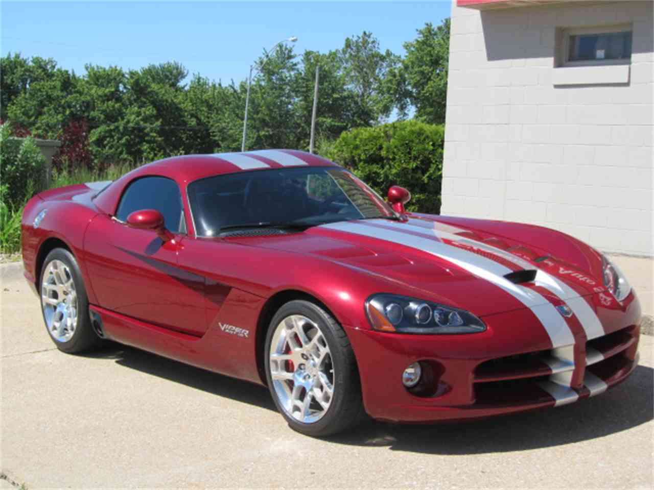 Dodge Viper For Sale >> 2008 Dodge Viper For Sale Classiccars Com Cc 988426