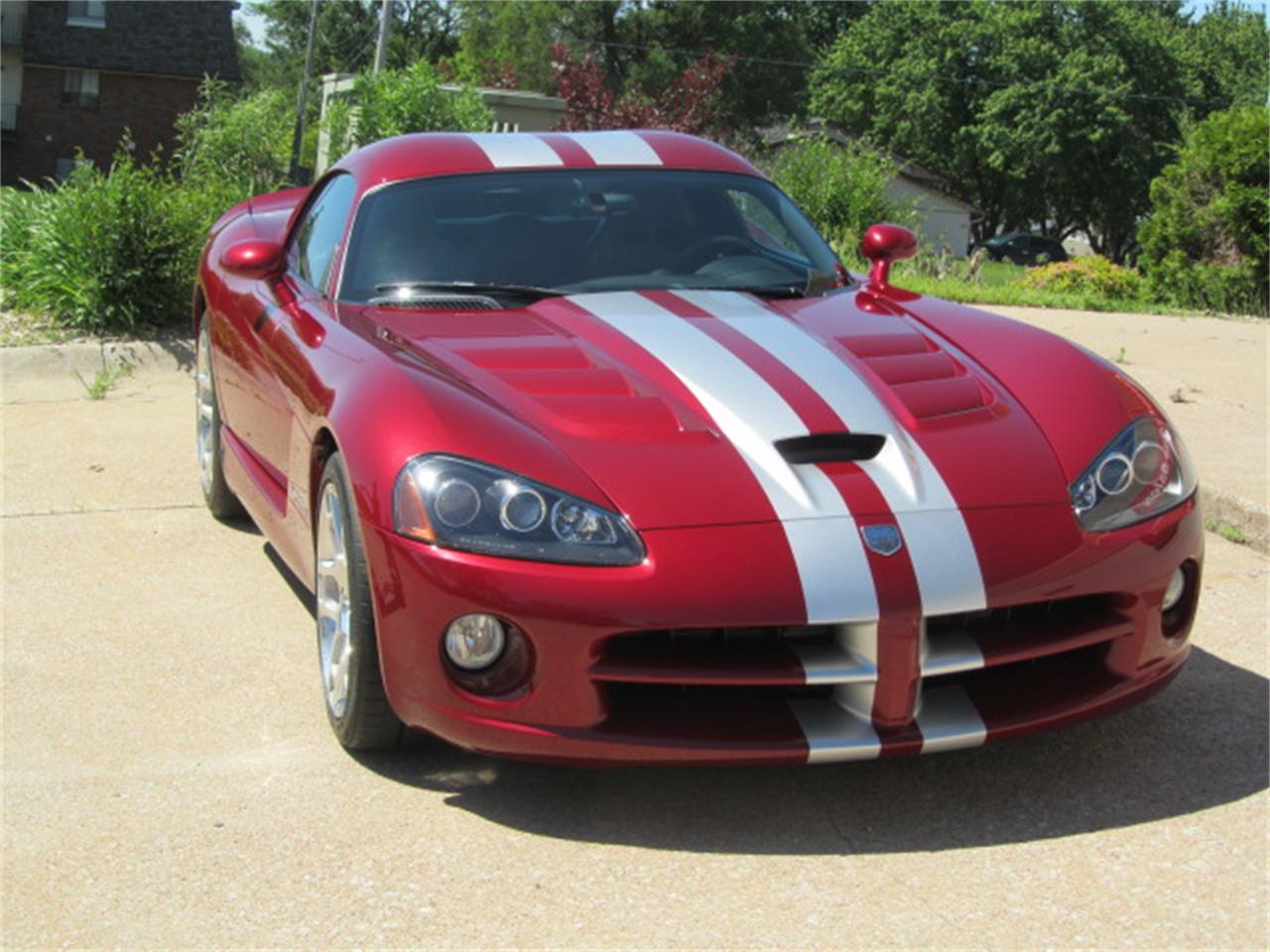 Large Picture of 2008 Dodge Viper Offered by Classic Auto Sales - L6OA