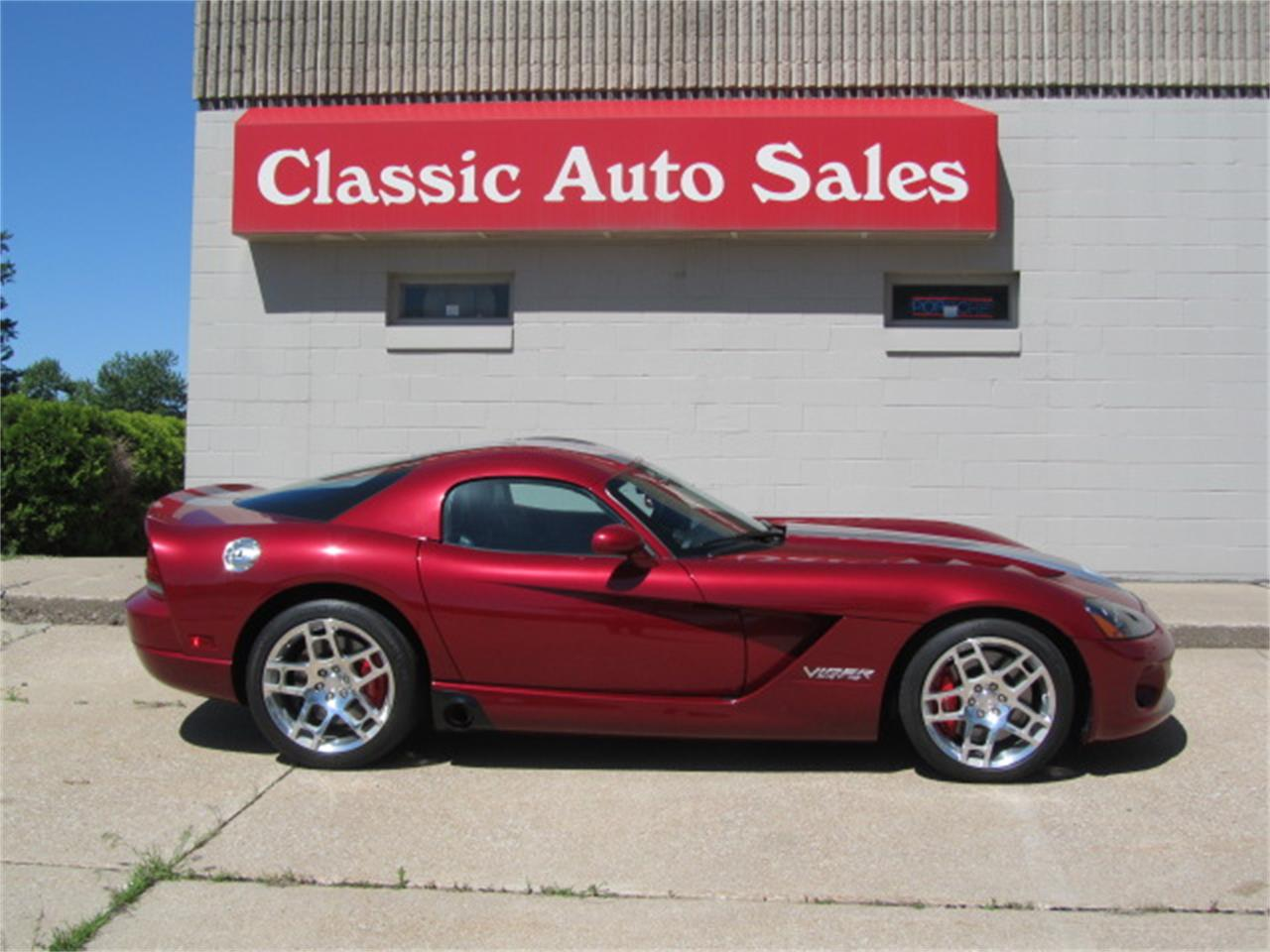Large Picture of 2008 Viper - $56,900.00 Offered by Classic Auto Sales - L6OA