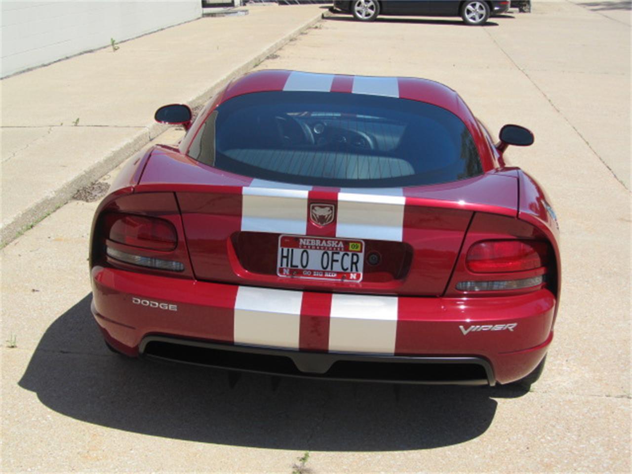 Large Picture of 2008 Dodge Viper - L6OA