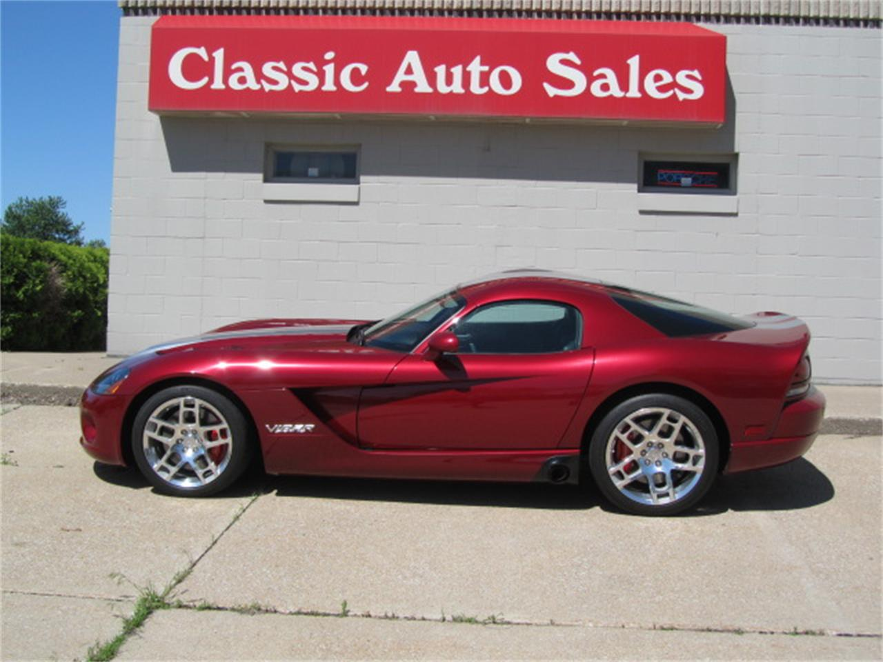 Large Picture of '08 Dodge Viper - $56,900.00 Offered by Classic Auto Sales - L6OA