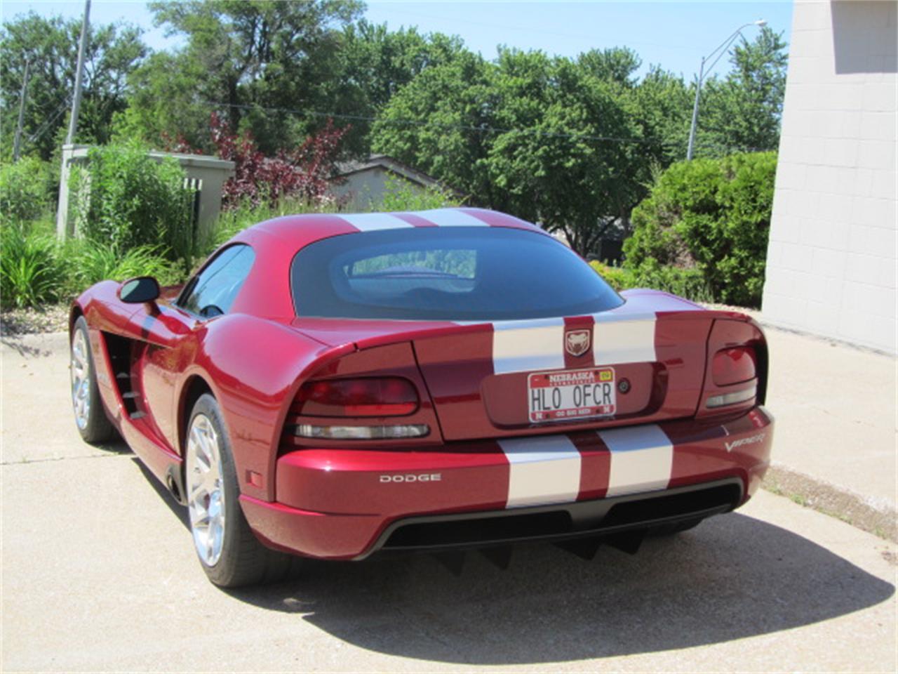 Large Picture of 2008 Dodge Viper located in Omaha Nebraska - L6OA