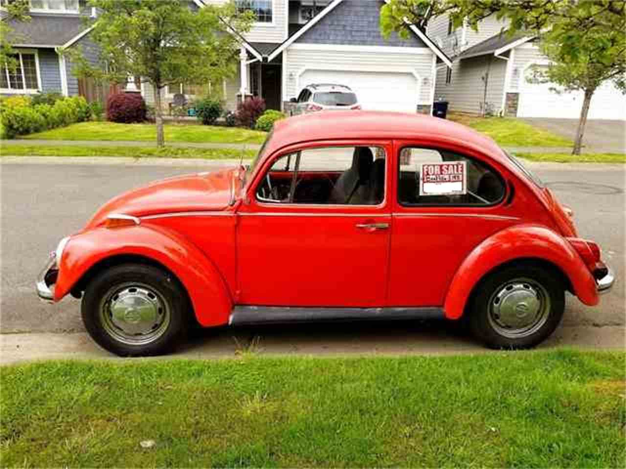 1972 Volkswagen Beetle for Sale | ClicCars.com | CC-988461