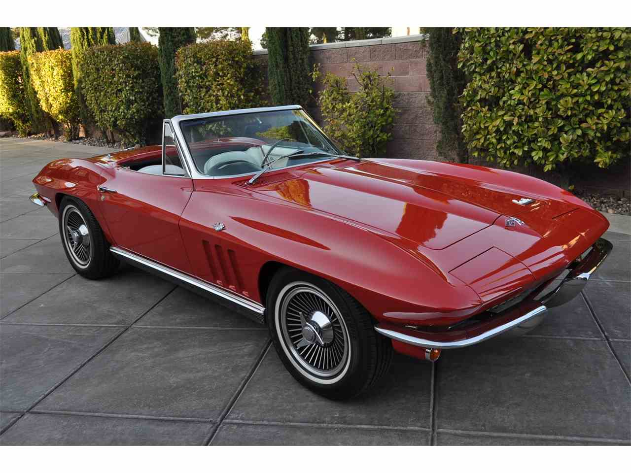 1966 chevrolet corvette for sale cc 988471. Black Bedroom Furniture Sets. Home Design Ideas