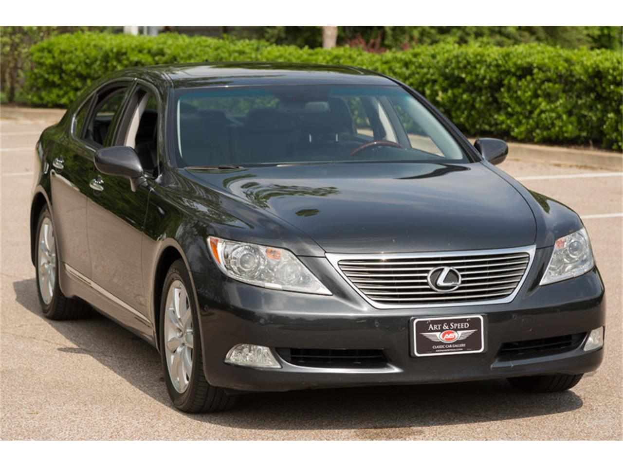 Large Picture of 2008 Lexus LS460 located in Collierville Tennessee Offered by Art & Speed - L6Q7
