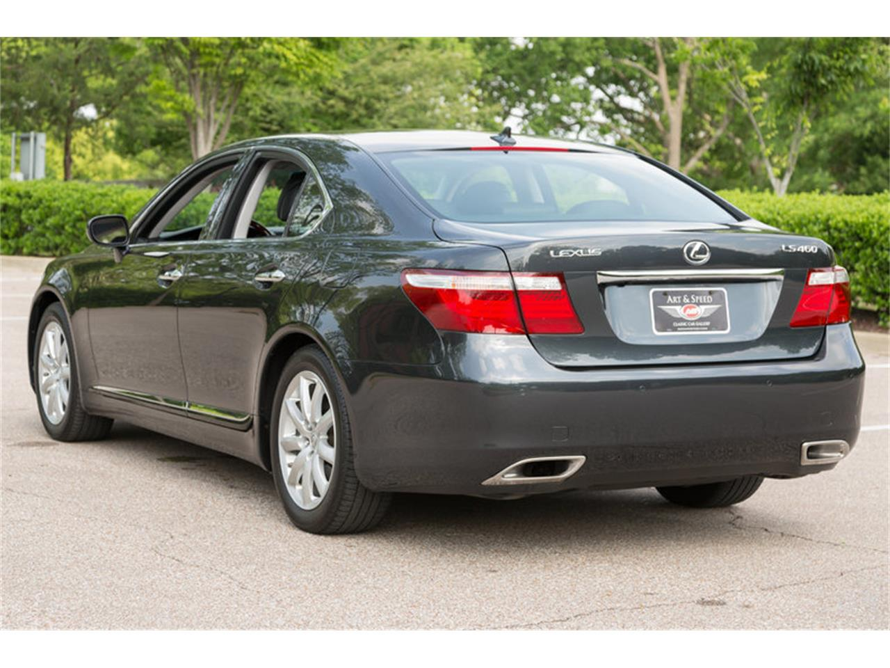 Large Picture of '08 Lexus LS460 located in Collierville Tennessee Offered by Art & Speed - L6Q7