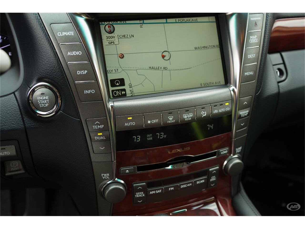 Large Picture of '08 LS460 located in Collierville Tennessee - L6Q7