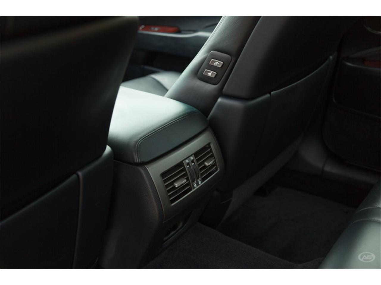 Large Picture of 2008 Lexus LS460 - L6Q7
