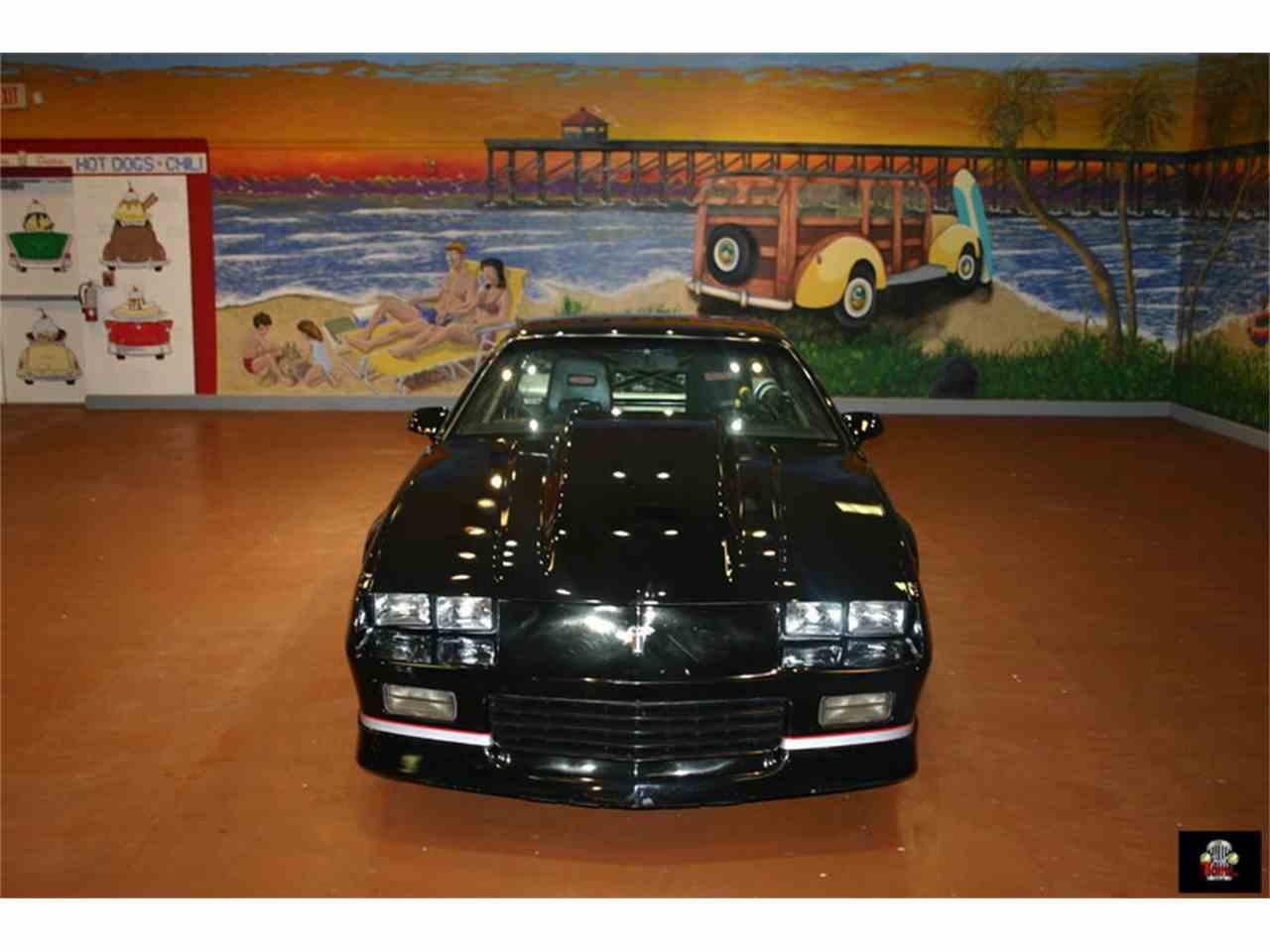Large Picture of '89 Camaro - L6QO