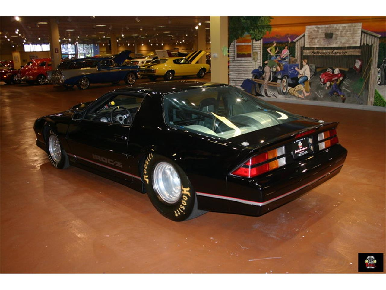 Large Picture of '89 Camaro - L6QO