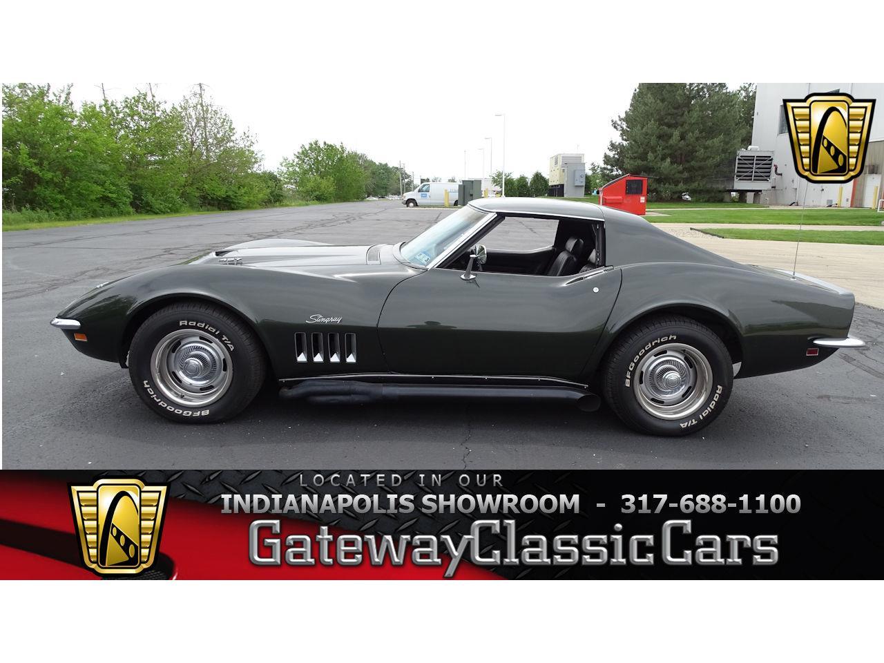 Large Picture of Classic 1969 Corvette - L6RX