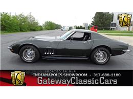 Picture of Classic 1969 Chevrolet Corvette located in Indianapolis Indiana - $32,595.00 Offered by Gateway Classic Cars - Indianapolis - L6RX