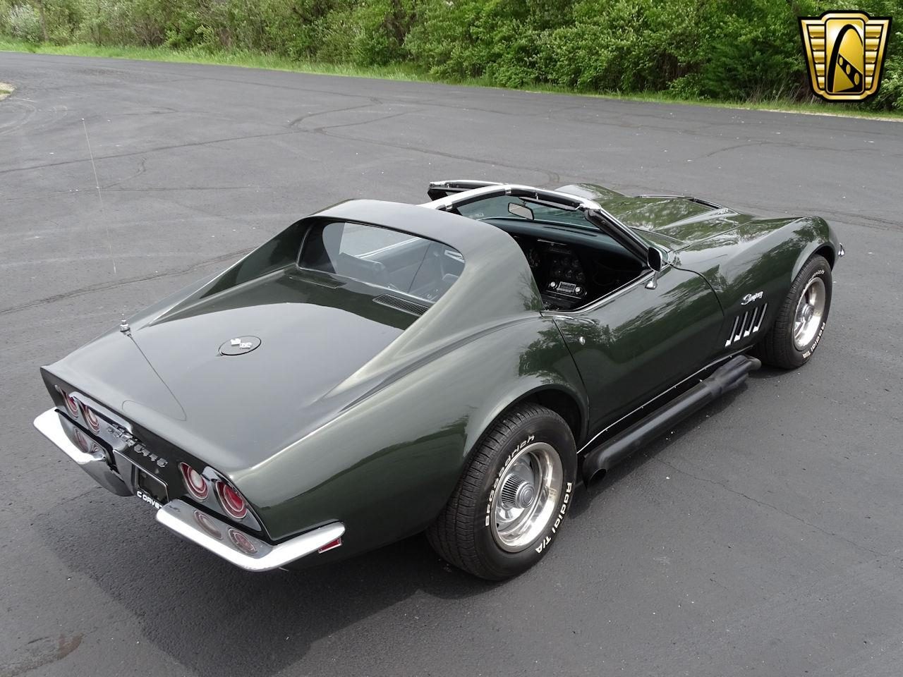 Large Picture of Classic '69 Corvette located in Indianapolis Indiana - L6RX