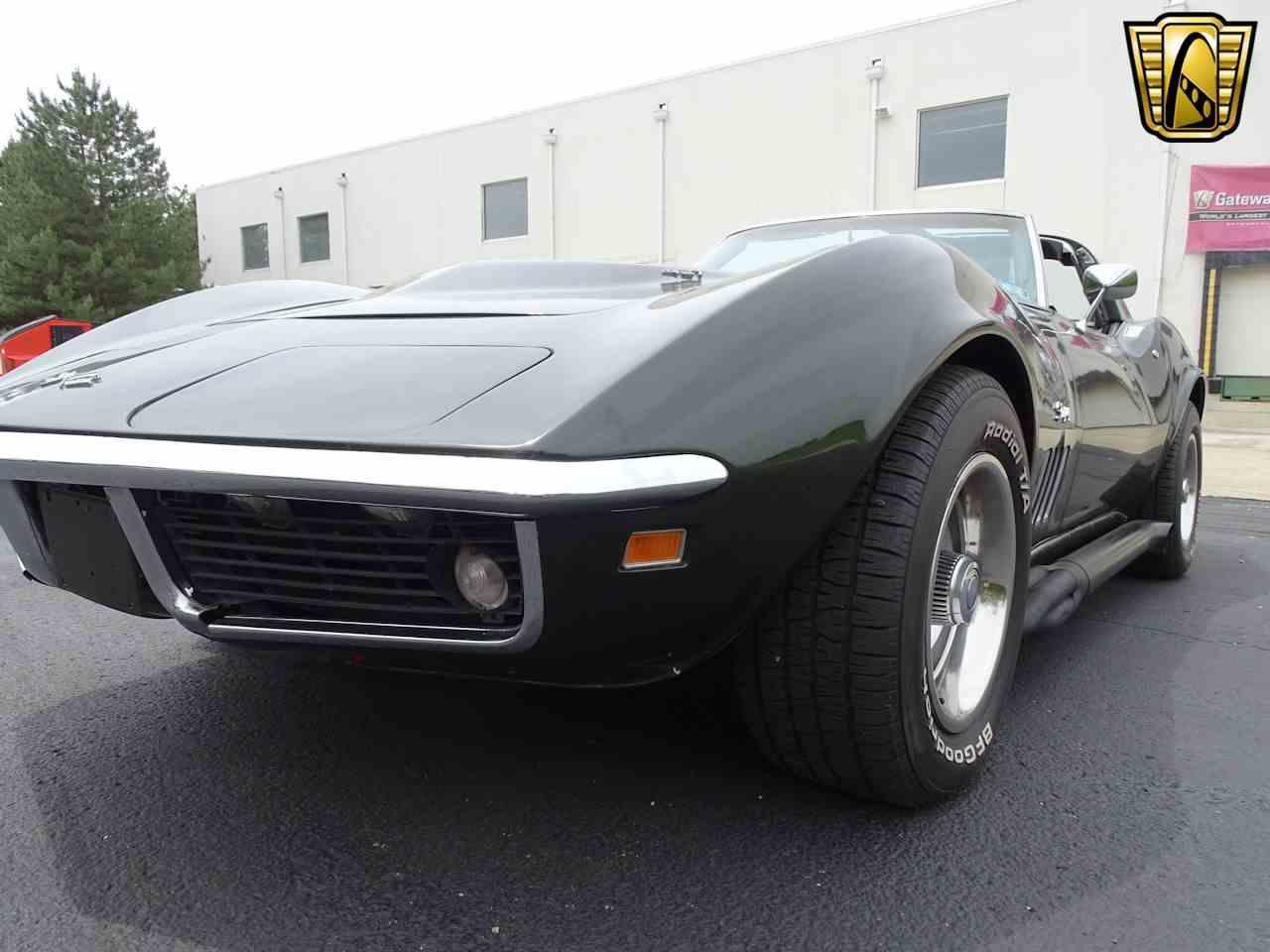 Large Picture of '69 Corvette - L6RX