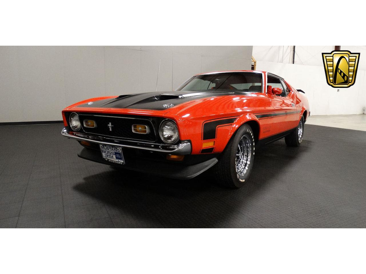 Large Picture of 1971 Mustang - L6RZ