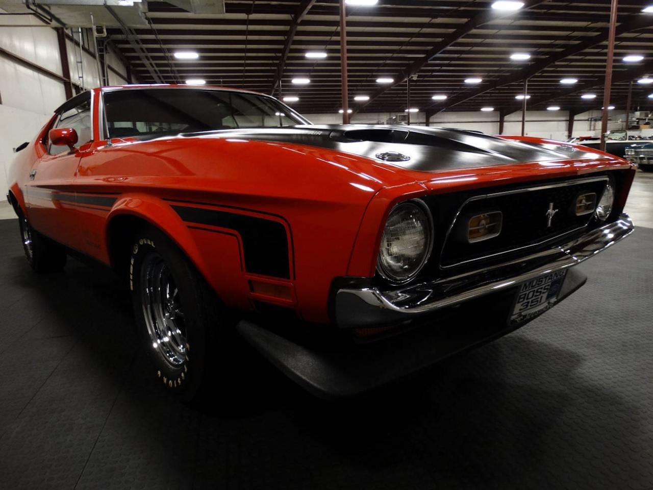 Large Picture of 1971 Mustang Offered by Gateway Classic Cars - Louisville - L6RZ