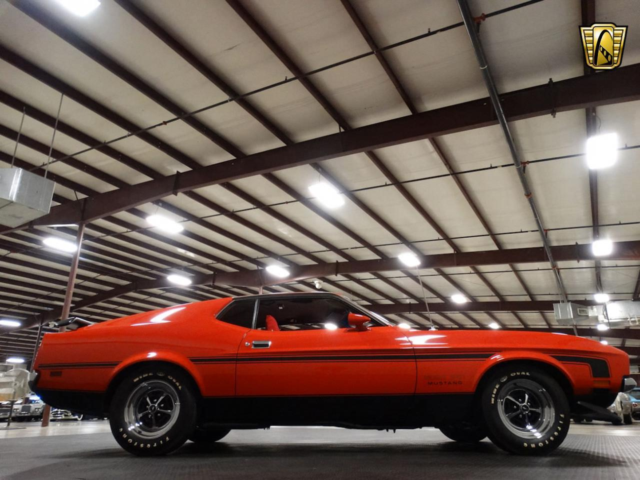 Large Picture of Classic 1971 Mustang located in Memphis Indiana - $60,000.00 Offered by Gateway Classic Cars - Louisville - L6RZ