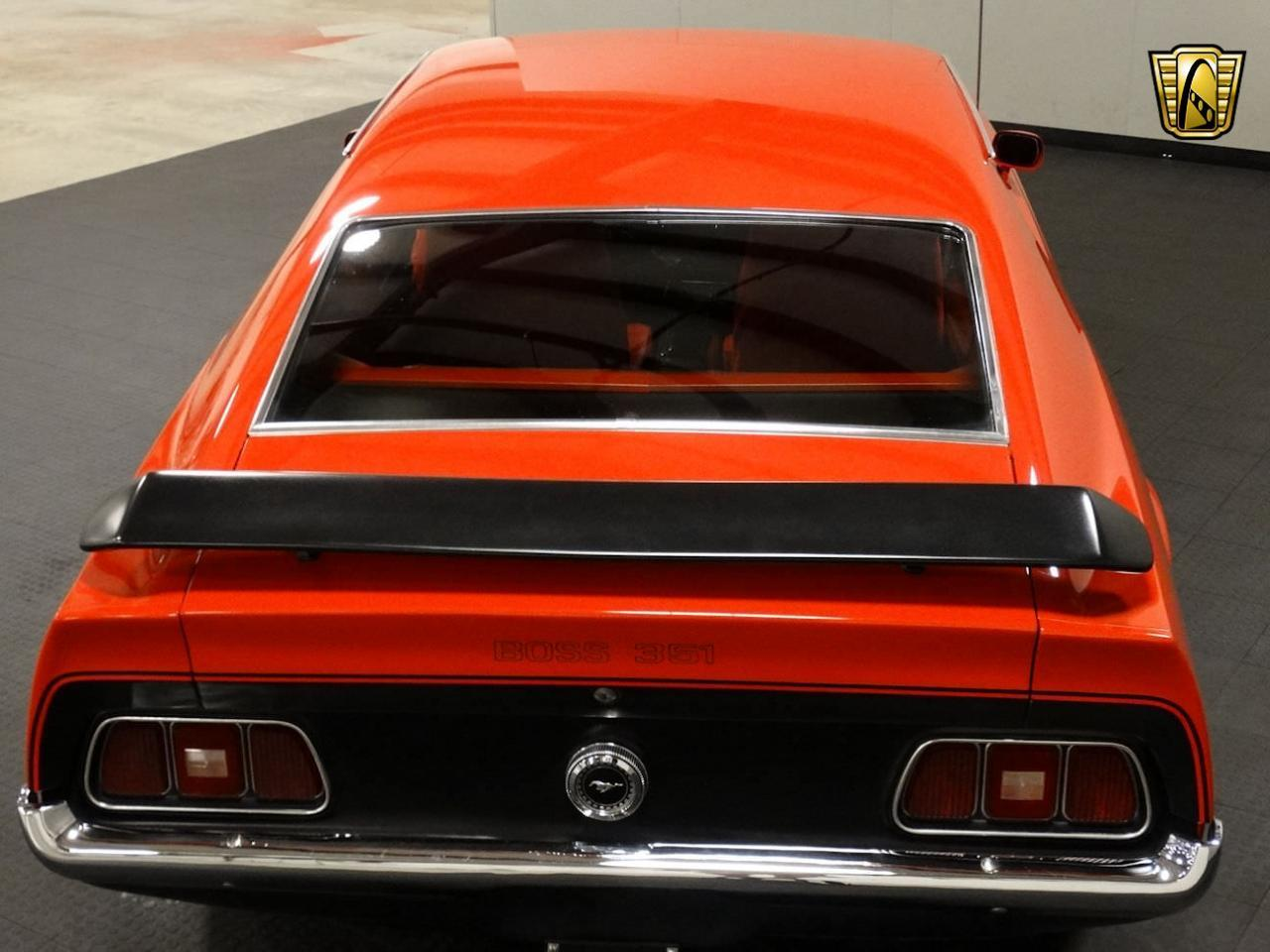 Large Picture of 1971 Ford Mustang Offered by Gateway Classic Cars - Louisville - L6RZ