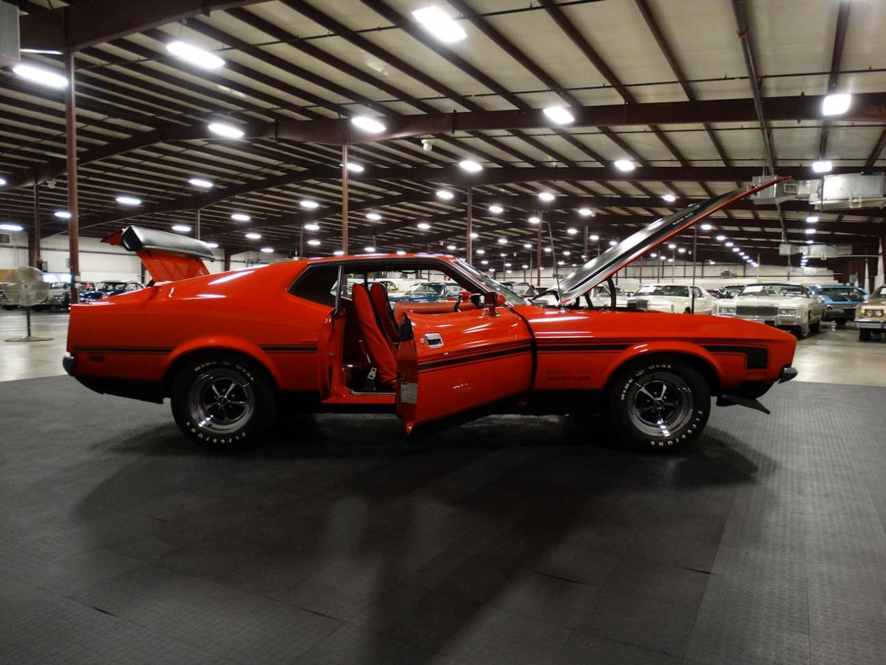 Large Picture of 1971 Mustang located in Memphis Indiana - $60,000.00 Offered by Gateway Classic Cars - Louisville - L6RZ