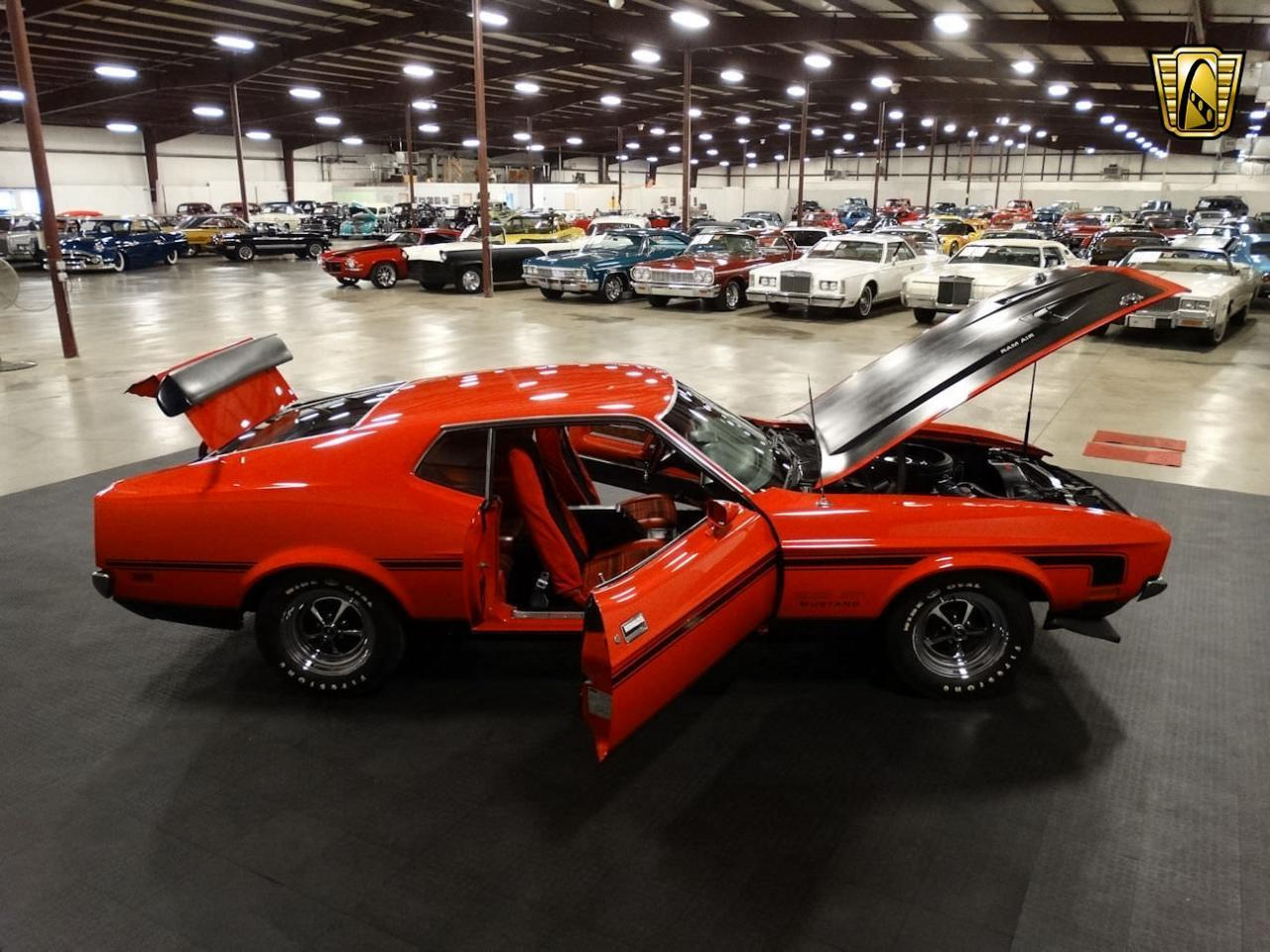 Large Picture of '71 Mustang - L6RZ