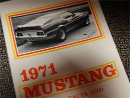 Picture of '71 Ford Mustang located in Memphis Indiana - $60,000.00 Offered by Gateway Classic Cars - Louisville - L6RZ
