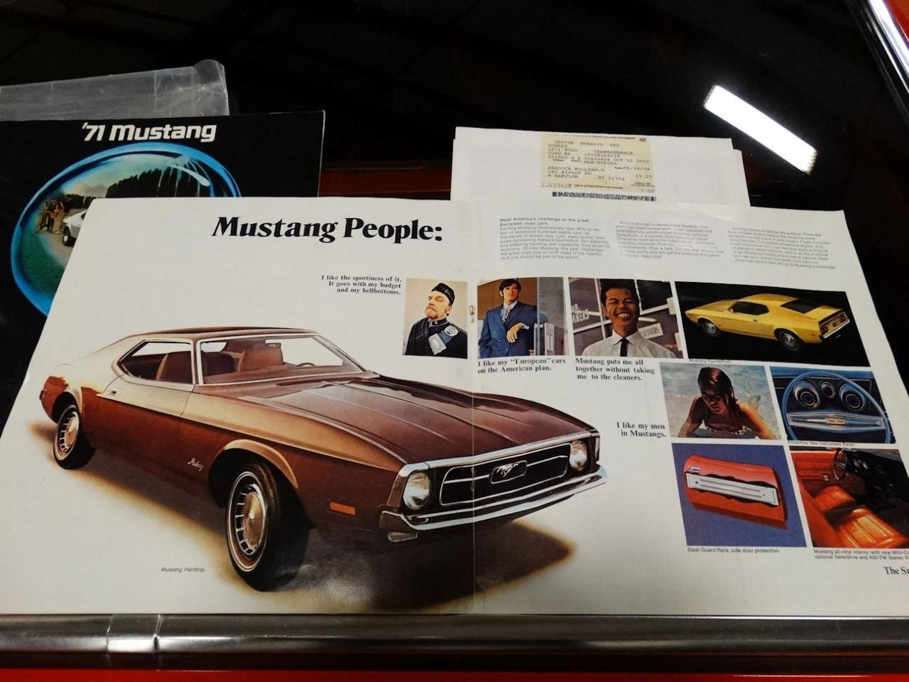 Large Picture of '71 Mustang - $60,000.00 - L6RZ