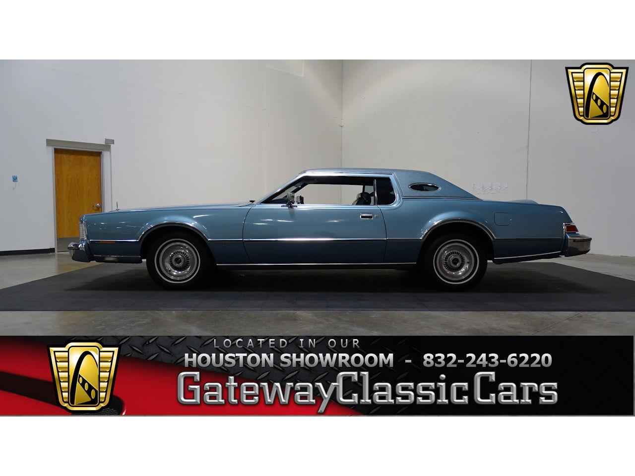 Large Picture of '75 Continental located in Texas - $10,995.00 Offered by Gateway Classic Cars - Houston - L6S1