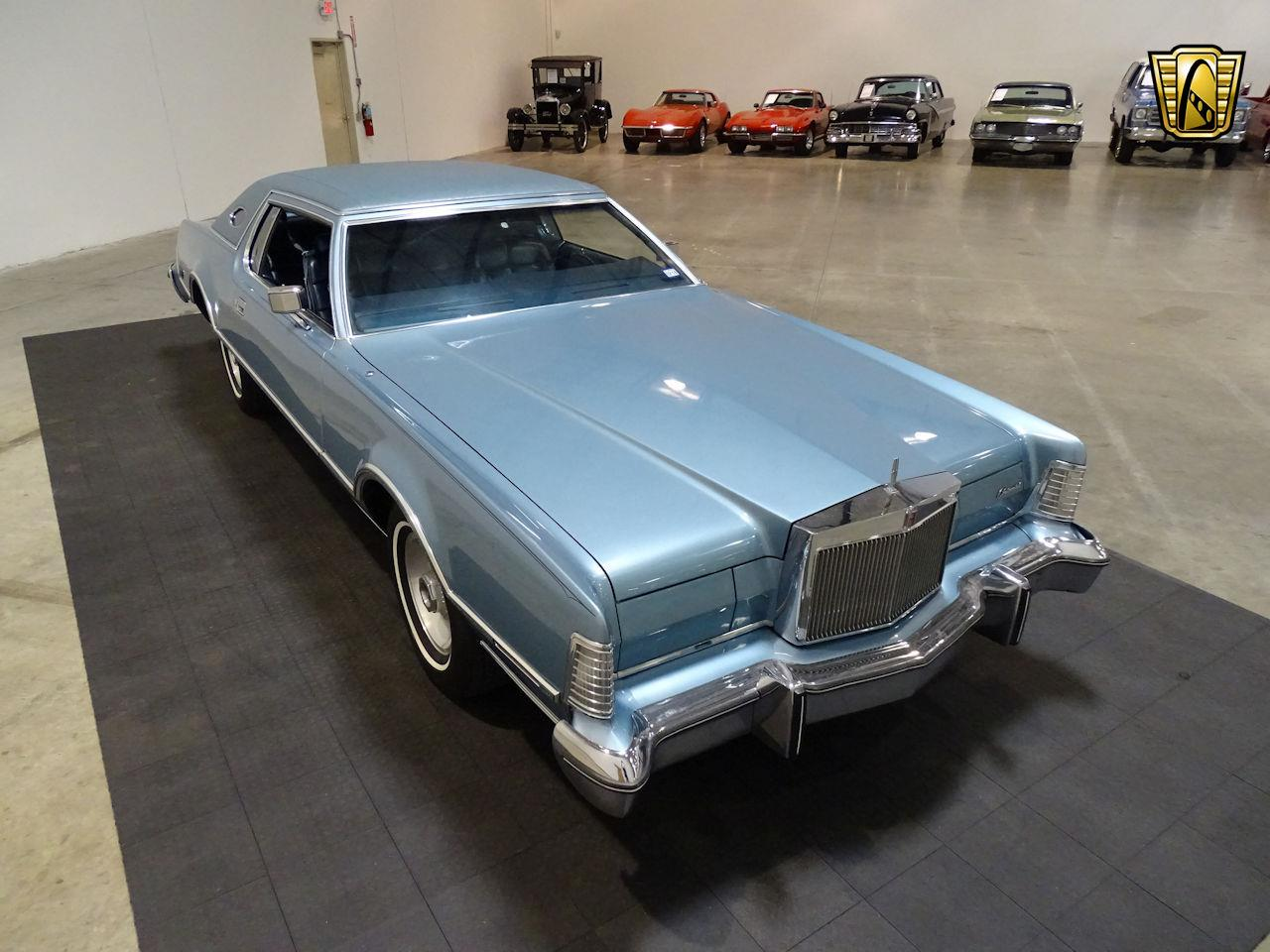 Large Picture of 1975 Lincoln Continental located in Houston Texas - $10,995.00 Offered by Gateway Classic Cars - Houston - L6S1