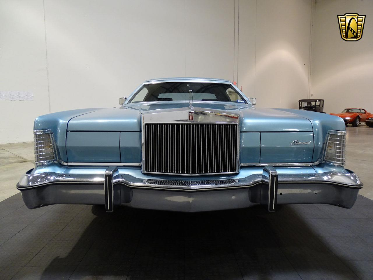 Large Picture of '75 Lincoln Continental Offered by Gateway Classic Cars - Houston - L6S1