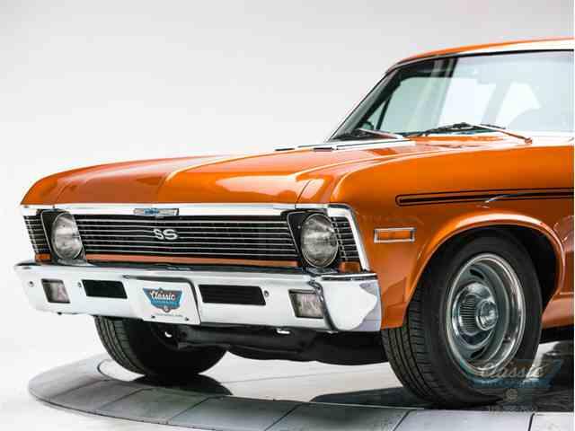 Picture of Classic '70 Chevrolet Nova located in Cedar Rapids Iowa - $28,950.00 Offered by Duffy's Classic Cars - L6T1