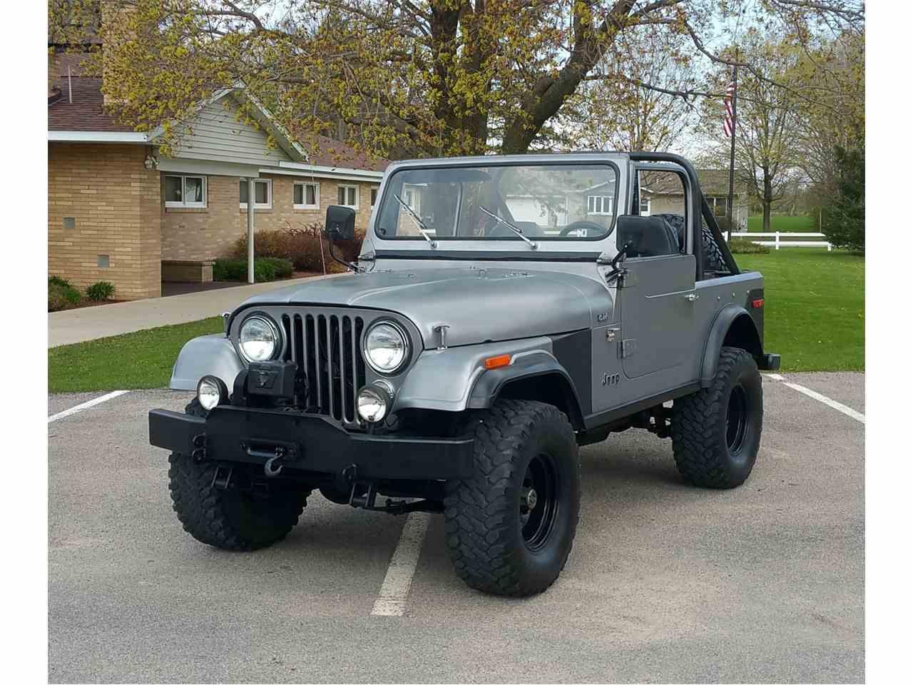 1976 Jeep CJ7 for Sale | ClicCars.com | CC-980861