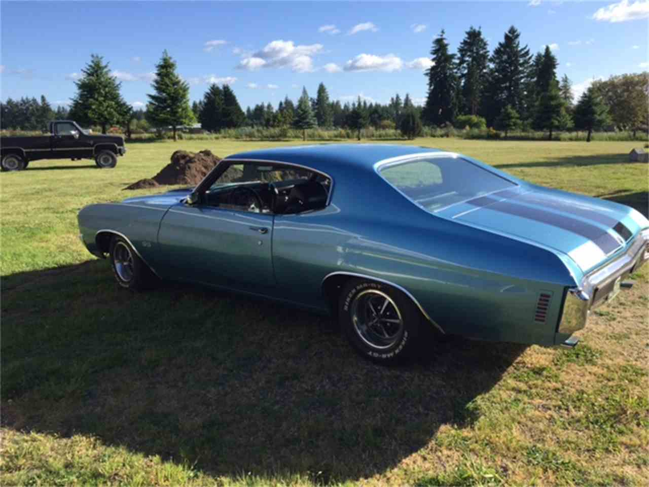 Large Picture of '70 Chevelle SS - L6TP