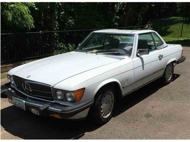 Picture of '88 560SL - L6UP