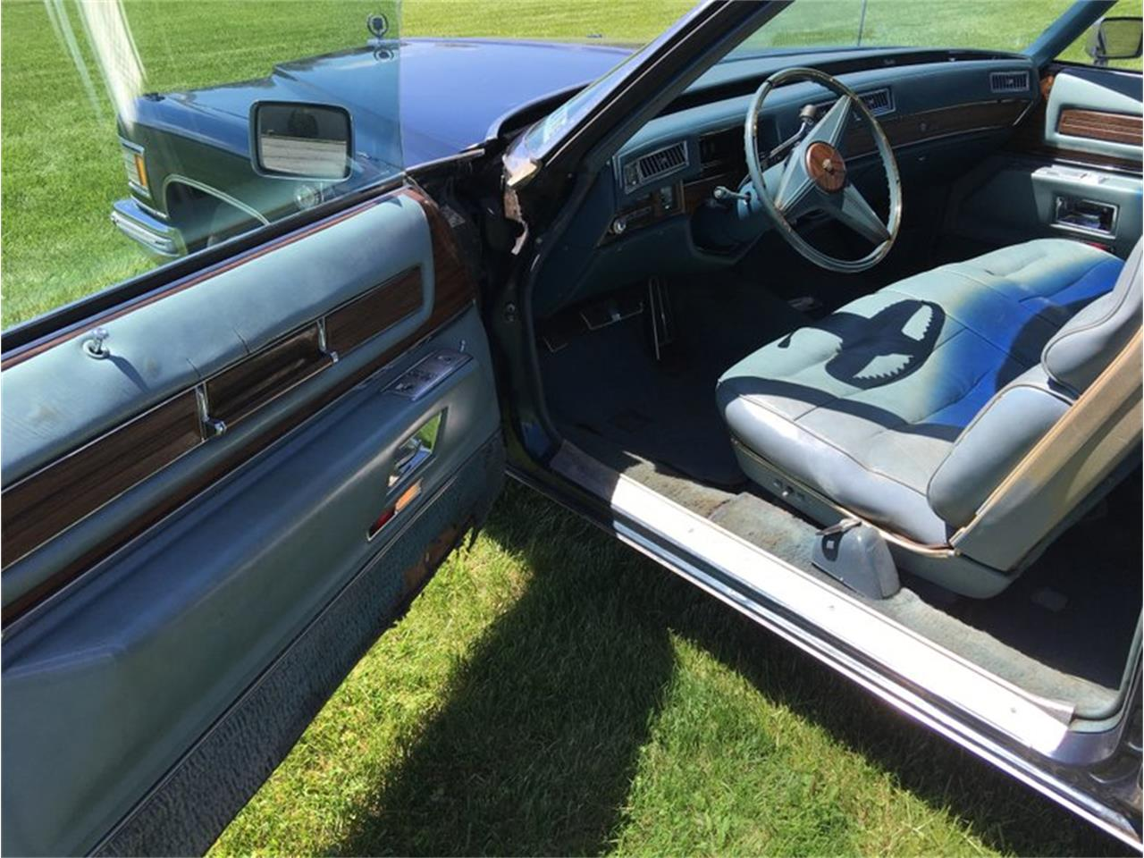 Large Picture of '76 Coupe DeVille - $8,995.00 Offered by Classic Auto Mall - L6UU