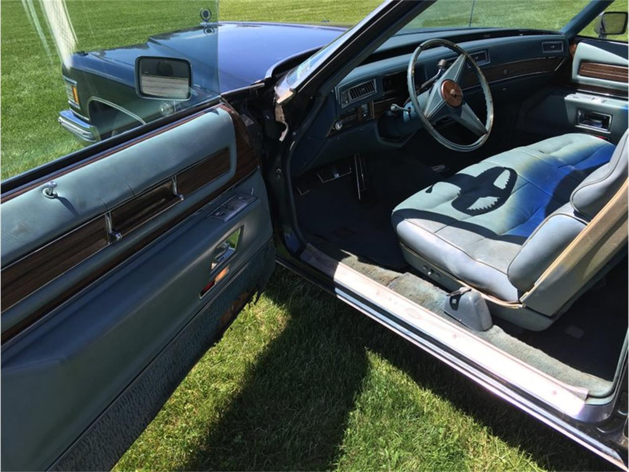 Large Picture of 1976 Cadillac Coupe DeVille located in Pennsylvania - L6UU
