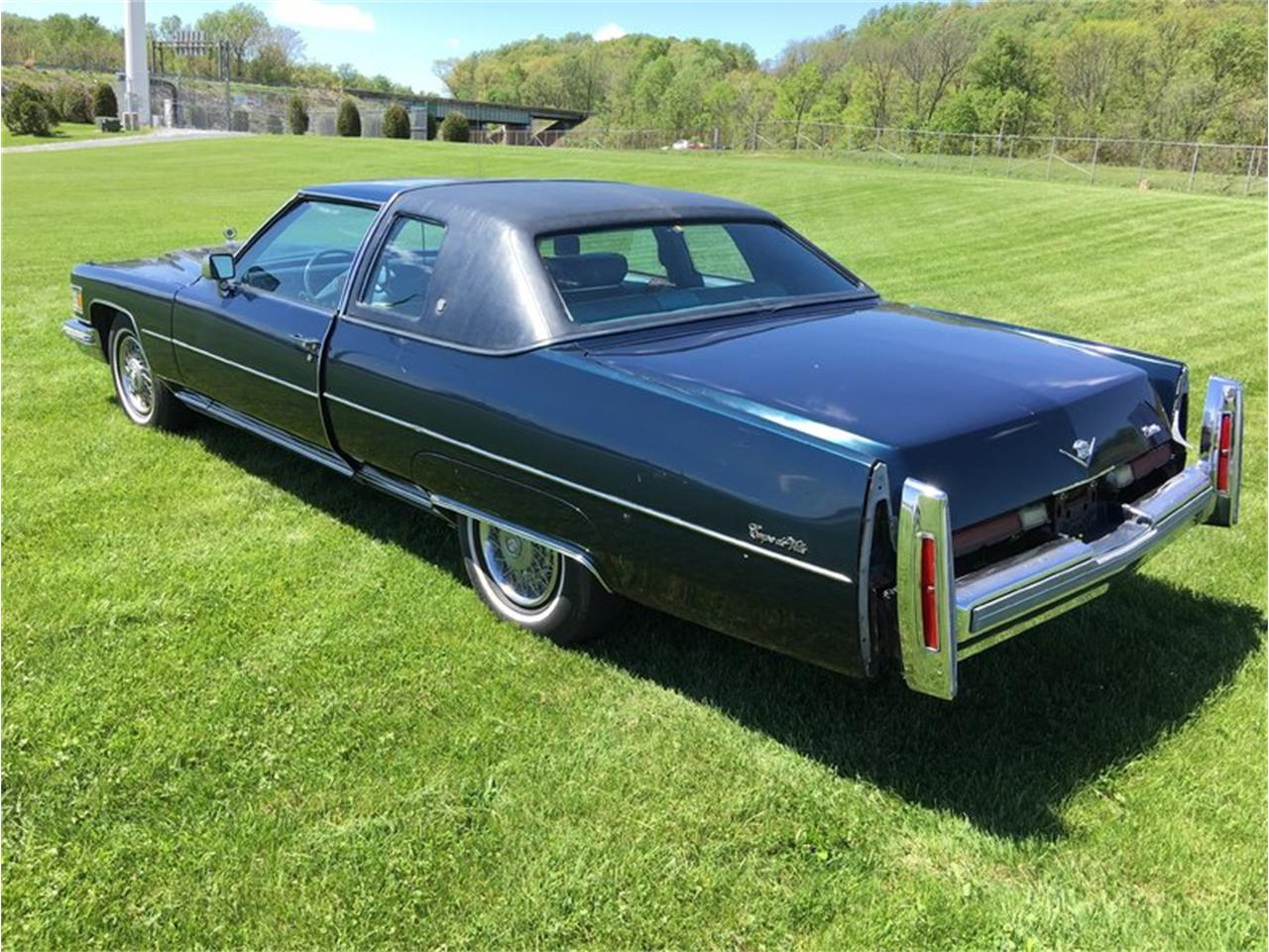 Large Picture of '76 Coupe DeVille located in Morgantown Pennsylvania - $8,995.00 Offered by Classic Auto Mall - L6UU