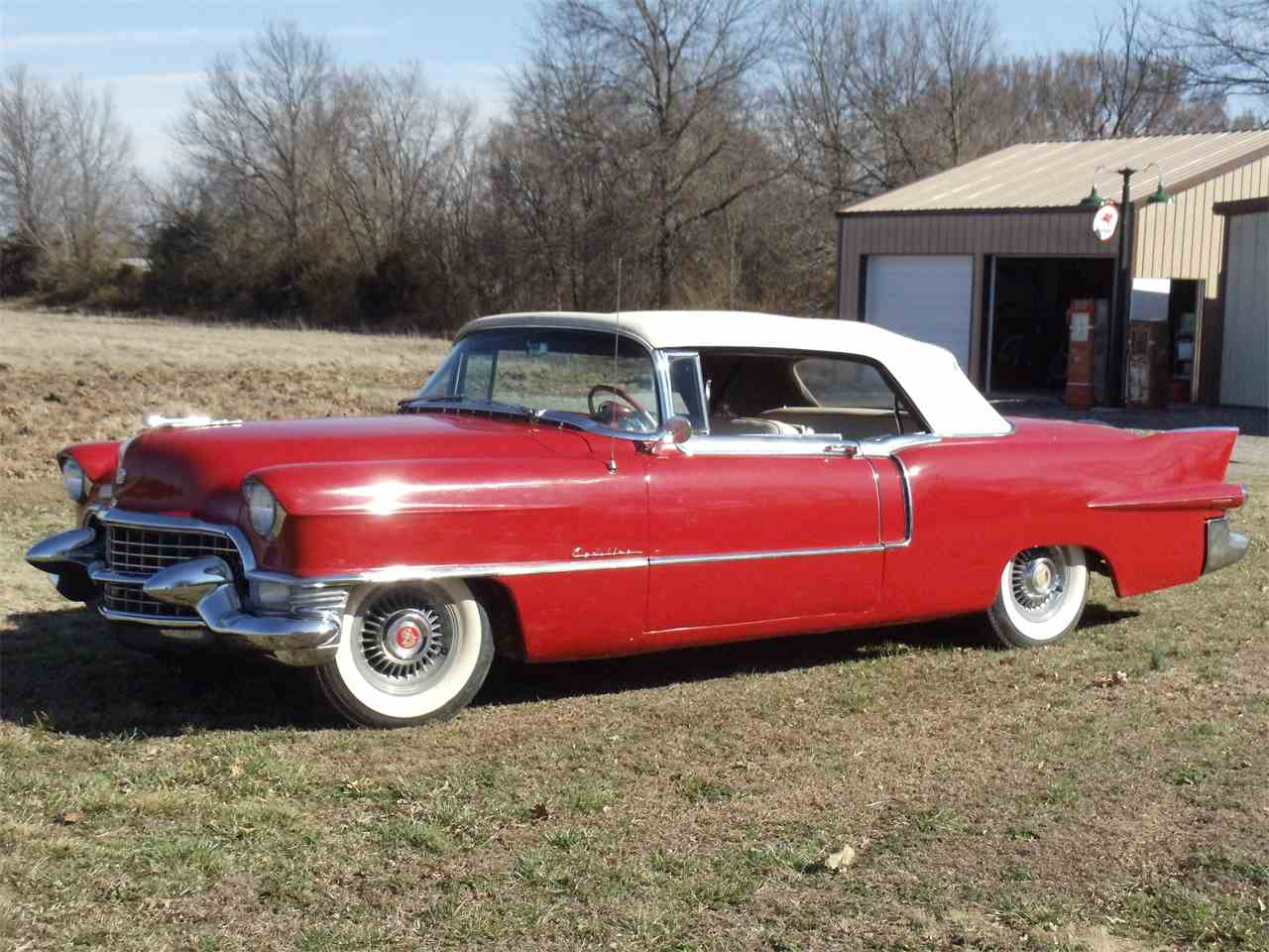 Large Picture of '55 Cadillac Eldorado located in Arma Kansas Offered by a Private Seller - L6V7