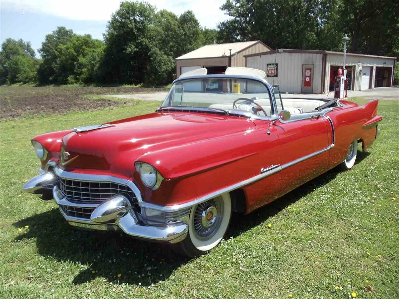 Large Picture of Classic 1955 Cadillac Eldorado Offered by a Private Seller - L6V7