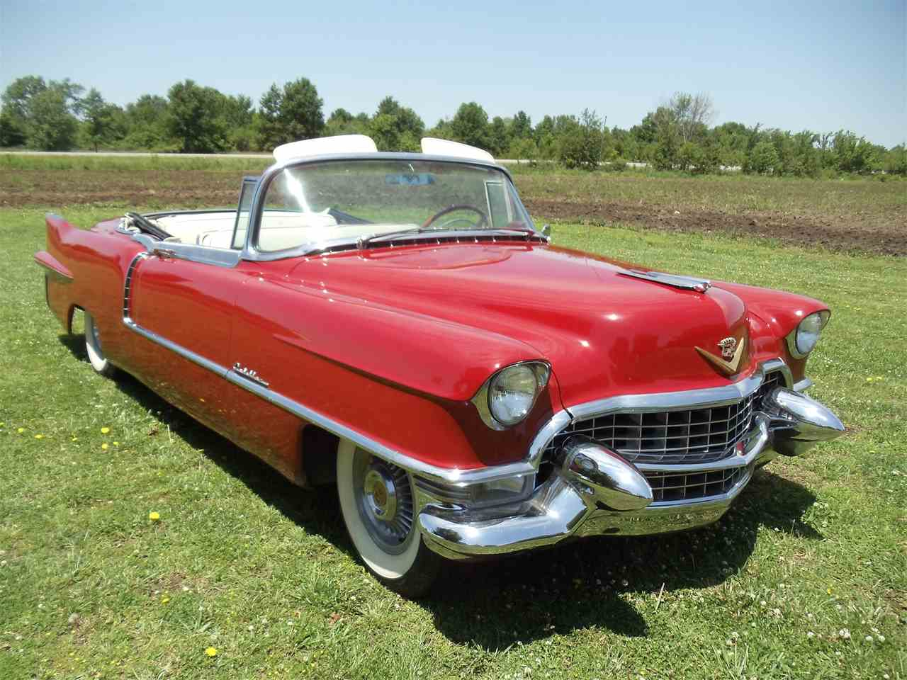 1955 cadillac eldorado for sale cc 988675. Black Bedroom Furniture Sets. Home Design Ideas